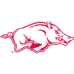Arkansas Razorbacks Alternate Logo 2001 - 2013