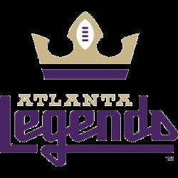 Atlanta Legends Primary Logo 2018 - 2019
