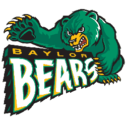 Baylor Bears Primary Logo 1997 - 2004