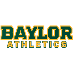 Baylor Bears Wordmark Logo 2005 - 2019