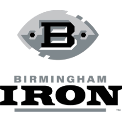 Birmingham Iron Primary Logo 2018 - 2019