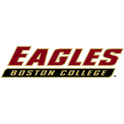 Boston College Eagles Wordmark Logo 2001 - Present
