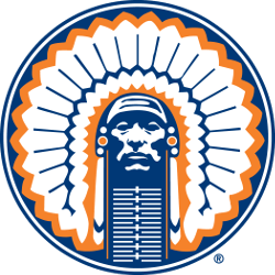Illinois Fighting Illini Primary Logo 1989 - 2003