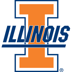 Illinois Fighting Illini Alternate Logo 1989 - 2013