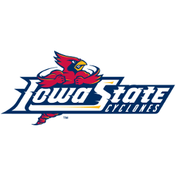 Iowa State Cyclones Wordmark Logo 1995 - 2006