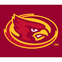 Iowa State Cyclones Alternate Logo 2008 - Present