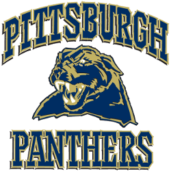 Pittsburgh Panthers Alternate Logo 1997 - 2015