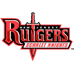 Rutgers Scarlet Knights Wordmark Logo 1995 - Present