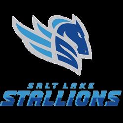 Salt Lake Stallions Primary Logo 2018 - 2019