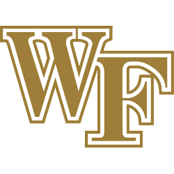 Wake Forest Demon Deacons Alternate Logo 2007 - 2019