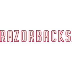 arkansas-razorbacks-wordmark-logo-1967-1974-2