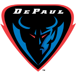 DePaul Blue Demons Alternate Logo 1999 - Present