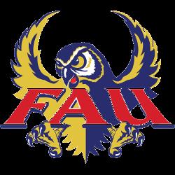 Florida Atlantic Owls Primary Logo 1994 - 2004