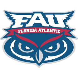 Florida Atlantic Owls Primary Logo 2005 - Present