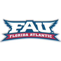 Florida Atlantic Owls Wordmark Logo 2005 - Present