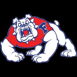 Fresno State Bulldogs Primary Logo 1992 - 2005