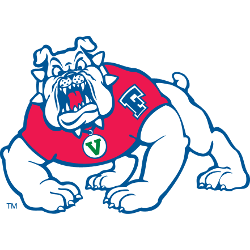 Fresno State Bulldogs Primary Logo 2006 - Present