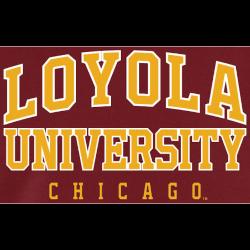 Loyola Ramblers Wordmark Logo 2012 - Present