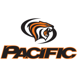 Pacific Tigers Alternate Logo 1998 - Present