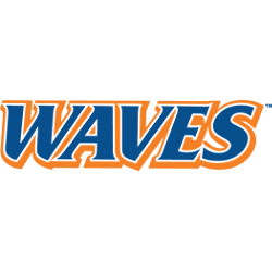 Pepperdine Waves Wordmark Logo 2004 - Present