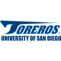 San Diego Toreros Wordmark Logo 2005 - Present