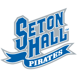 Seton Hall Pirates Wordmark Logo 1998 - Present