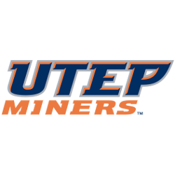 UTEP Miners Wordmark Logo 1999 - Present