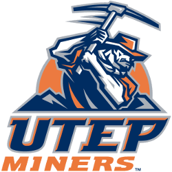 UTEP Miners Primary Logo