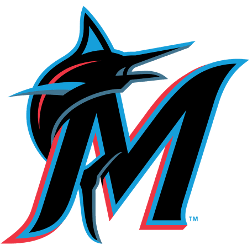 Miami Marlins Alternate Logo 2019 - Present