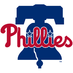 Philadelphia Phillies Primary Logo 2019 - Present