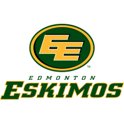 Edmonton Eskimos Alternate Logo