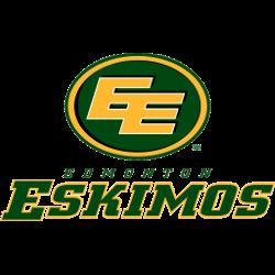 Edmonton Eskimos Alternate Logo 1998 - Present
