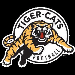 Hamilton Tiger-Cats Primary Logo