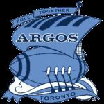 Toronto Argonauts Primary Logo 1956 - 1975