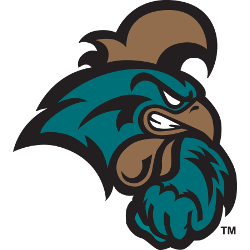 Coastal Carolina Chanticleers Primary Logo 2016 - Present