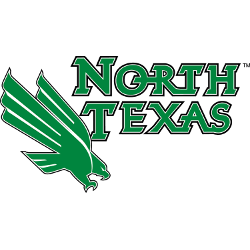 North Texas Mean Green Primary Logo 2005 - Present