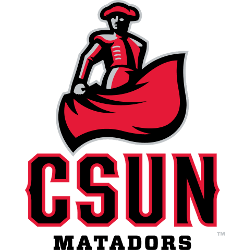 Cal State Northridge Matadors Primary Logo