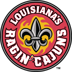 Louisiana Ragin Cajuns Primary Logo 2000 - Present