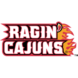 louisiana-ragin-cajuns-wordmark-logo-2000-present