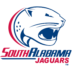 South Alabama Jaguars Primary Logo 2008 - Present