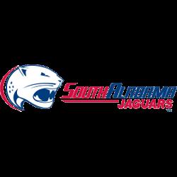 South Alabama Jaguars Alternate Logo 2008 - Present