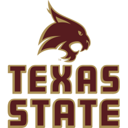 Texas State Bobcats Primary Logo 2008 - Present