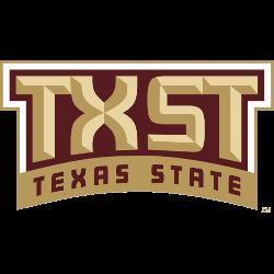 Texas State Bobcats Alternate Logo 2017 - Present