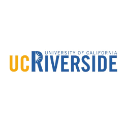 UC Riverside Highlanders Wordmark Logo 2012 - Present