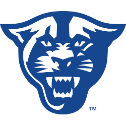 Georgia State Panthers Secondary Logo 2014 - Present