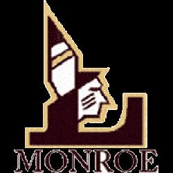 Louisiana-Monroe Warhawks Alternate Logo 2000 - 2005