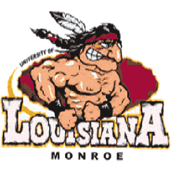 louisiana-monroe-warhawks-alternate-logo-2000-2005-3
