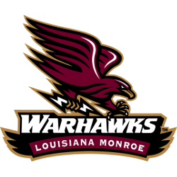 Louisiana-Monroe Warhawks Alternate Logo 2006 - 2010