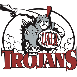 Arkansas Little Rock Trojans Alternate Logo 1997 - 2006