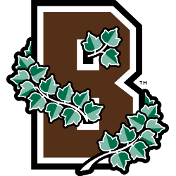 Brown Bears Alternate Logo 2003 - Present